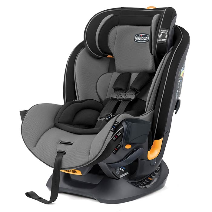 Chicco Fit4 Car Seat in Onyx