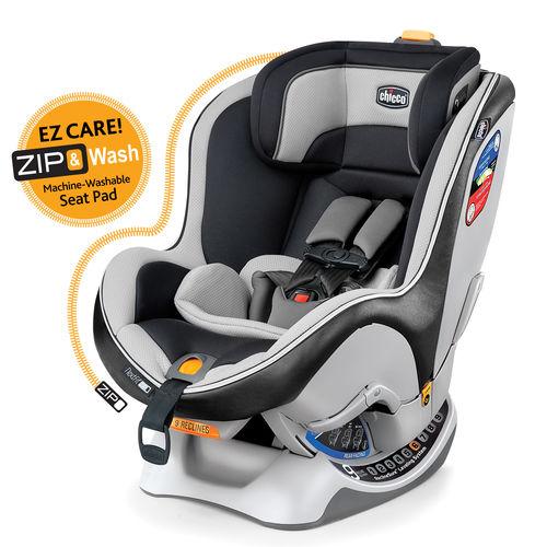 Chicco NextFit Zip Convertible Car Seat - Castlerock