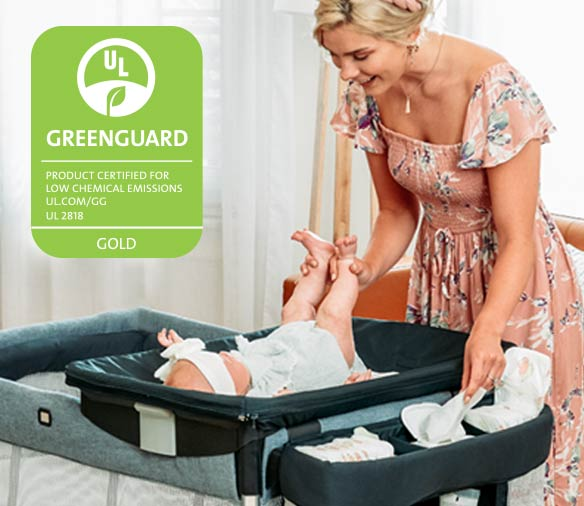 Organic GreenGuard Mother with Baby