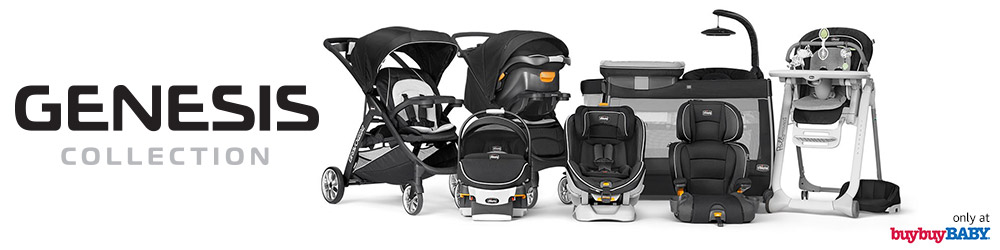 Genesis Fashion Baby Gear Collection from Chicco