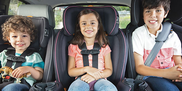 Fit4® 4-in-1 Convertible Car Seat Transition Guide