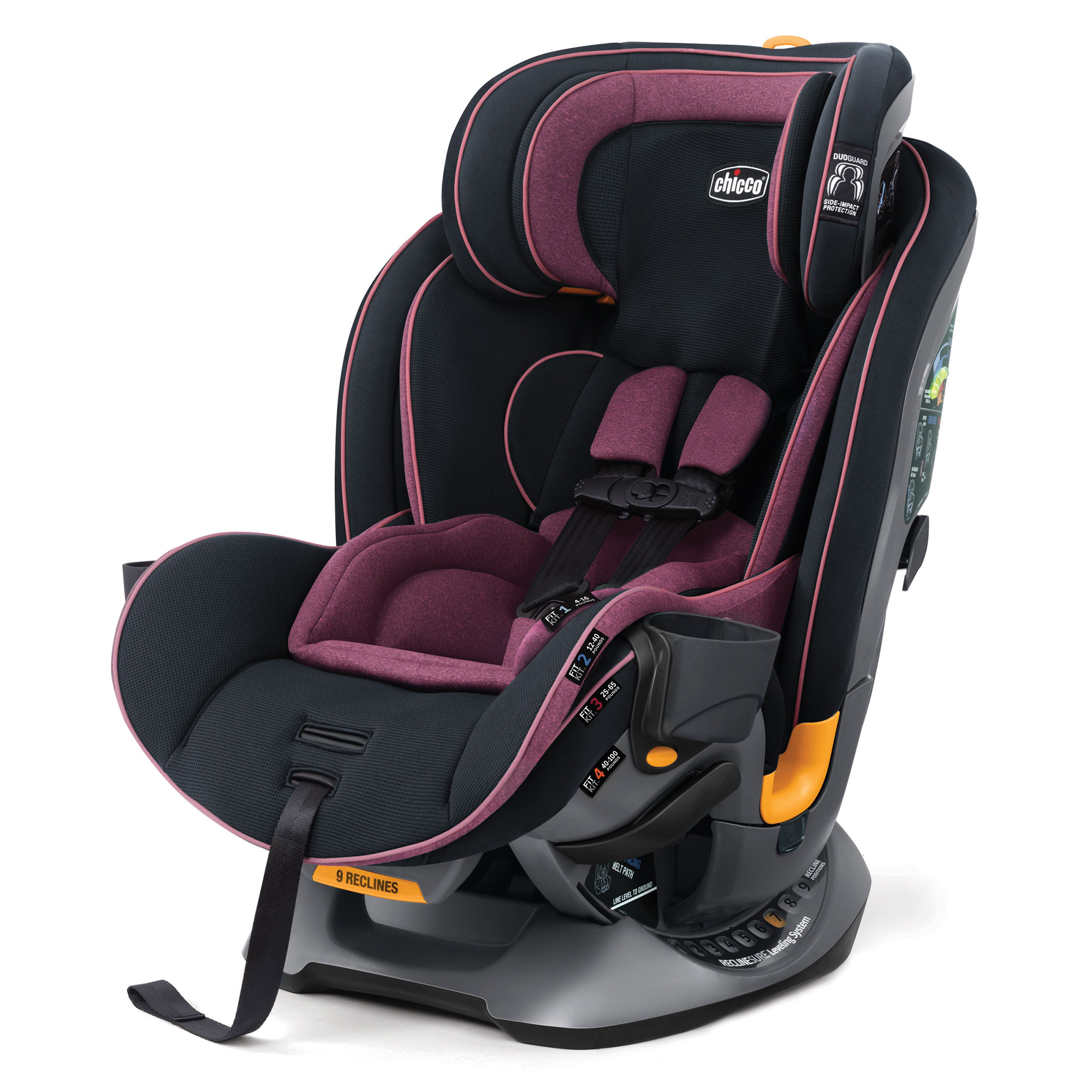 Chicco Fit4 4-in-1 Convertible Car Seat - Carina | Chicco