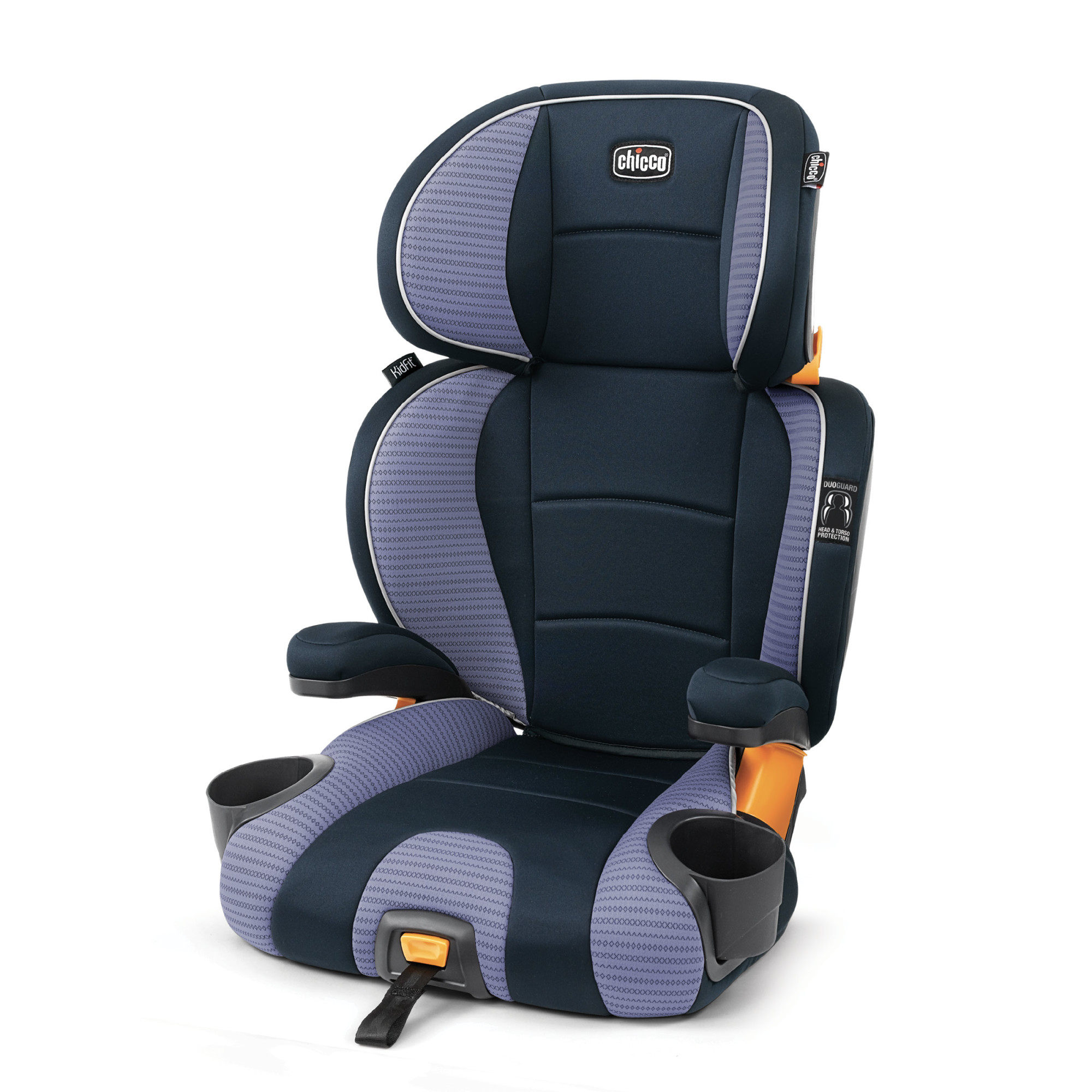 KidFit 2-in-1 Belt Positioning Booster Car Seat - Celeste | Chicco