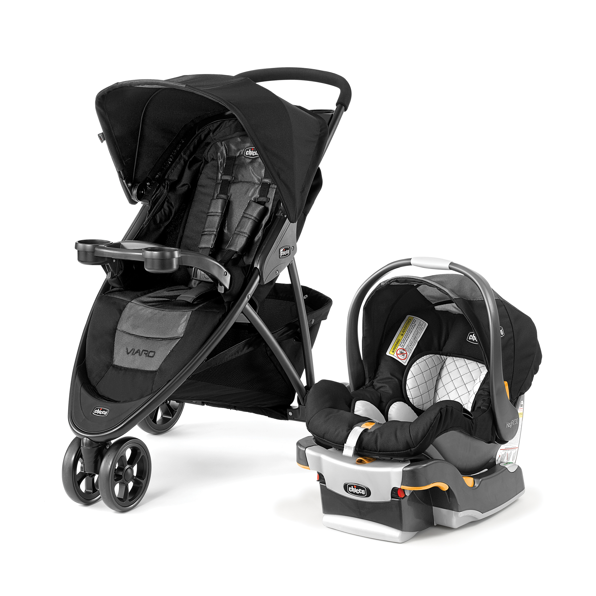 Chicco Viaro Travel System - Apex