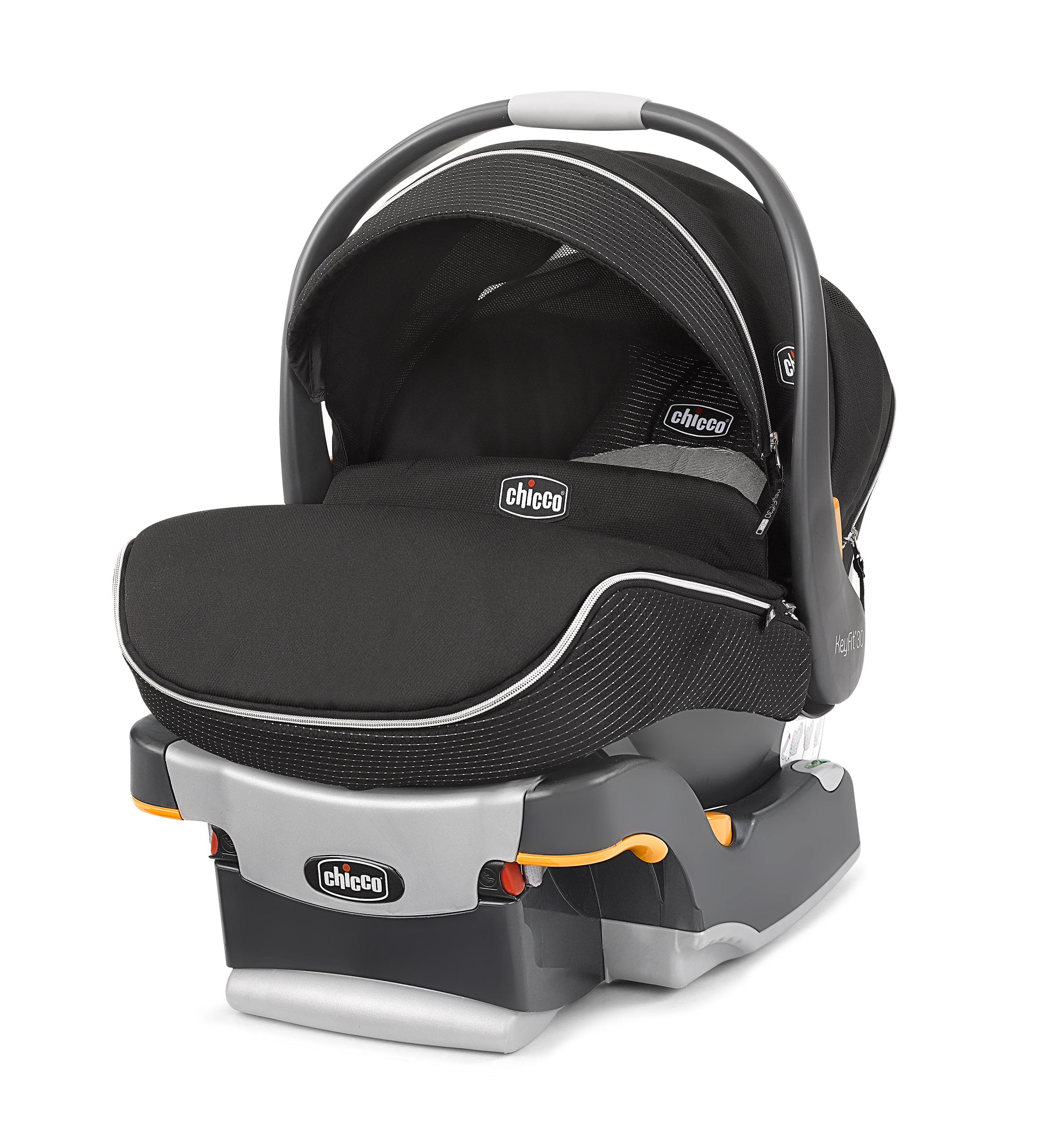 KeyFit 30 Zip Infant Car Seat - Genesis in Genesis