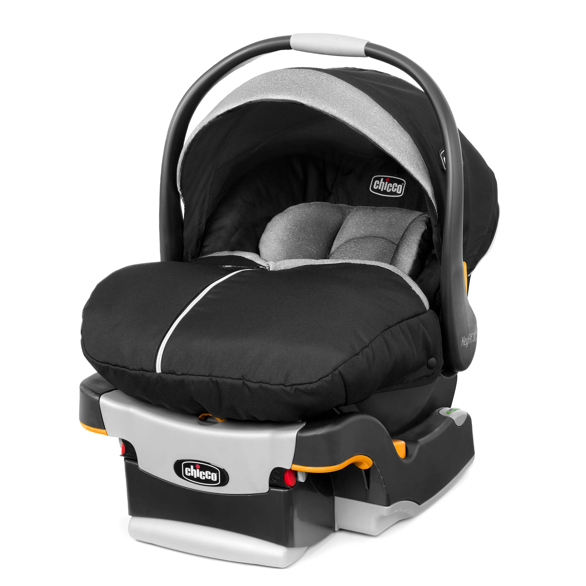 KeyFit 30 Zip Infant Car Seat in Black | Chicco