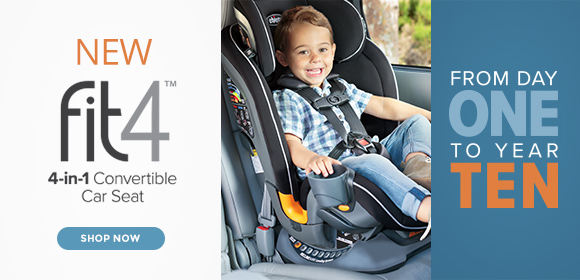 Chicco Fit42 Car Seat