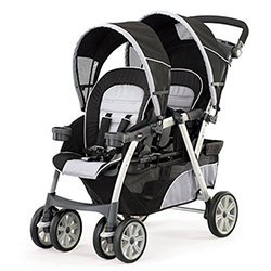 chicco cortina together double stroller romantic twin strollers double strollers with car seat
